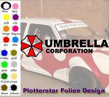 Umbrella Corporation nr1 JDM Sticker Aufkleber OEM Power Shocker Hater 60cm