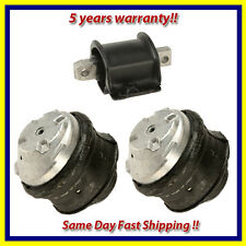Fits: 94-96 Mercedes-Benz C220 Engine Motor & Trans. Mount Set 3PCS EMT8832 9091