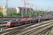 PHOTO  GERMAN RAILWAY -  DB REGIO DEUTZ TALENT 2 OVERHEAD CLASS 422 4442-306