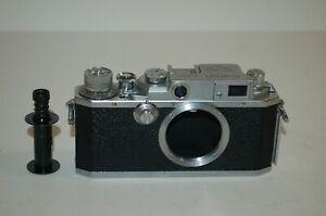 Canon IIS2 /2s2 RARE 1955 Japanese Rangefinder Camera. Service. 213551. UK Sale