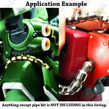 Energy Cable Tubes Pipes Metal Parts Set for Zaku Sinanju Gundam Model Kit 20pcs