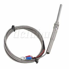 2m Thermocouple K Type Probe Sensors 100 to 1000°C