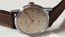 Vintage Armbanduhr Lanco  – Handaufzug – Cal. Langendorf Cal. 924