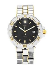 Rado Mechanical (Automatic) Gold Plated Strap Wristwatches