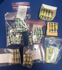 Misc Lot Of  44 Time Delay Relay Fuses Littlefuse/Tron/BUSS, New