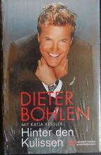 Dieter Bohlen  -   Hinter den Kulissen       aller erste original Auflage   NEU!