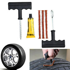 1 Set Emergency Car Bike Auto Van Motorcycle Tubeless Tyre Puncture Repair Kit