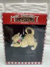 Mary Engelbreit Ink 3� Ginger Tabby Kitty Cat Ornament