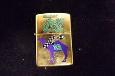 1997 Zippo Lighter, Never Fired, Smokin' Joe'S Racing 23 Camel