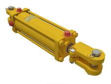 Eagle Hydraulic Cylinder Double Act 2x8x1 18 Rod 2500psi Htr2008 Asae Orb 200