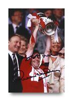 Ronnie Whelan Signed 6x4 Photo Liverpool Genuine Autograph Memorabilia + COA