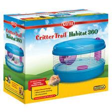 Kaytee CritterTrail 360 Degree Habitat 14.5 in X 10.5 in Free Shipping