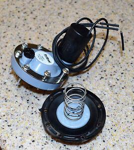 Irritrol R811 24VAC Solenoid & Diaphragm 205 Valve W/Top half of valve