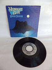 vinyle 45 tours midnight blue louise tucker  45t vintage audio