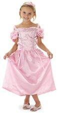 Folat 21823 - 2 teiliges Märchen Prinzessin Kleid rosa mit Haarreif Gr.m