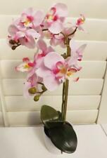 Special Singapore Orchid Arrangement Life Like Artificial Post