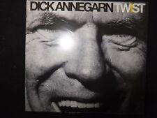 CD DICK ANNEGARN / TWIST / NEUF /