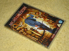 NIGHT AT THE MUSEUM *new&sealed* Region 2 DVD Ben Stiller children/family comedy