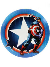 Marvel DyeMax Disc Golf Dynamic Discs Ultimate Captain America Fuzion Truth 177g