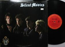 Rock Promo Lp Silent Movies Self-Titled On Columbia