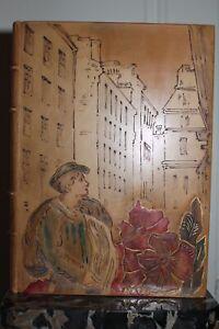 ✒ Camille MAUCLAIR Les camelots de la pensée 1902 SUPERBE RELIURE 100ex