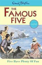 Famous Five: Five Have Plenty Of Fun: Book 14 by Enid Blyton