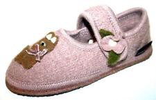 Scarpe pantofole rosi marca Haflinger per bambine dai 2 ai 16 anni
