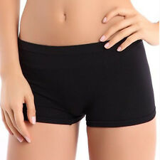 Casual Sports Women Fashion Pant Yoga Gym Workout Waistband Skinny Shorts Pants