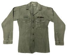US Army OG 107 Utility Uniform Vietnam War era Otiginal