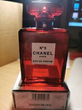 Chanel Paris Nº 5 EAU DE PARFUM SPRAY 100 ML Red