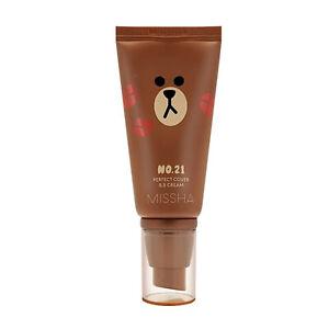 Missha Perfect Cover BB Cream Liquid Foundation SPF42PA+++ 23 N Beige 1.69oz