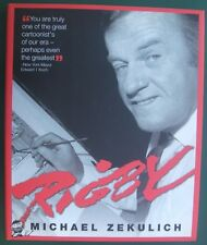 Michael Zekulich (Paul) Rigby (Biography)  HC/DJ
