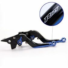 Laser Engraved Folding Extend Brake Clutch Levers for YAMAHA YZF-R125 /2013-2017