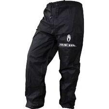 Pantalons noirs textiles Richa pour motocyclette
