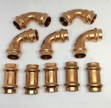 """3//4/"""" Propress Copper 90 Degree Elbow PCLN0034 PxP"""