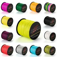328yards/300m All Color PE Dyneema DORISEA Extreme Braided Fishing Line # line