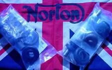 1967-74 Norton Commando, FRONT & REAR, Vernier Isolastic Conversion Kit, England