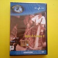 DVD Ballando con le Stelle DeAgostini Tango Ballo di Gruppo 2 NUOVO Blisterato