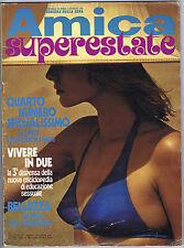 AMICA N. 30, 1972 – Adriano Celentano, Claudia Mori, Chelo Alonso, Monica Vitti