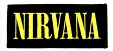 Nirvana Logo Embroidered Patch N008P Mudhoney Melvins Cobain Hole Foo Fighters