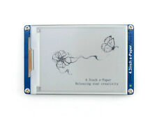 4.3inch e-Paper Panel 800×600 E-Ink LCD Display Module 128MB UART Serial Port
