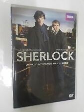 SHERLOCK - 1a STAGIONE IN 2 DVD - visitate il negozio ebay COMPRO FUMETTI SHOP