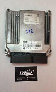Motorsteuergerät ECU Bosch 0281011224 7793210 EDC16C1 Klonen / Clone*