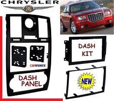 05-07 CHRYSLER 300&300C Car Radio Stereo Double Din Installation Kit Dash