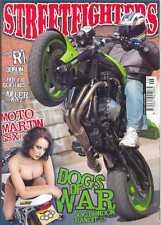 STREETFIGHTERS Magazine No.184 June 2009(NEW COPY)