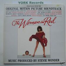 WOMAN IN RED - Film Soundtrack - Ex Con LP Record