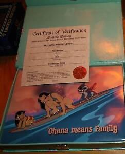 Disney A Family Gathering Ohana Family Box Pin Set