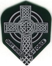 Celtic Cross Dart Flights: 3 per set