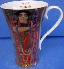 Goebel Art Nouveau TAZZA svasata-Gustav Klimt-Die Medizin la medicina 67021394