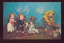 Museum of Old Dolls Toys Winter Haven Florida Postcard